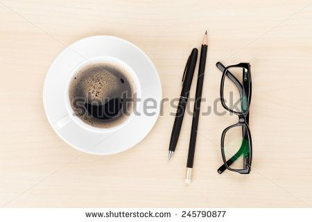 Workspace Top View Stock Photos, Images, & Pictures | Shutterstock