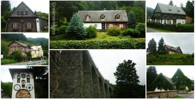 A short trip to Krystofovo udoli