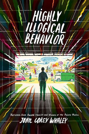 Highly Illogical Behavior by John Corey Whaley   16 YA Books You'll Want To Read This Spring