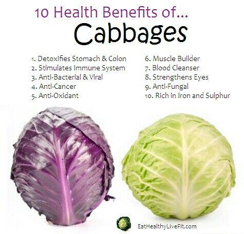 Cabbage goodness