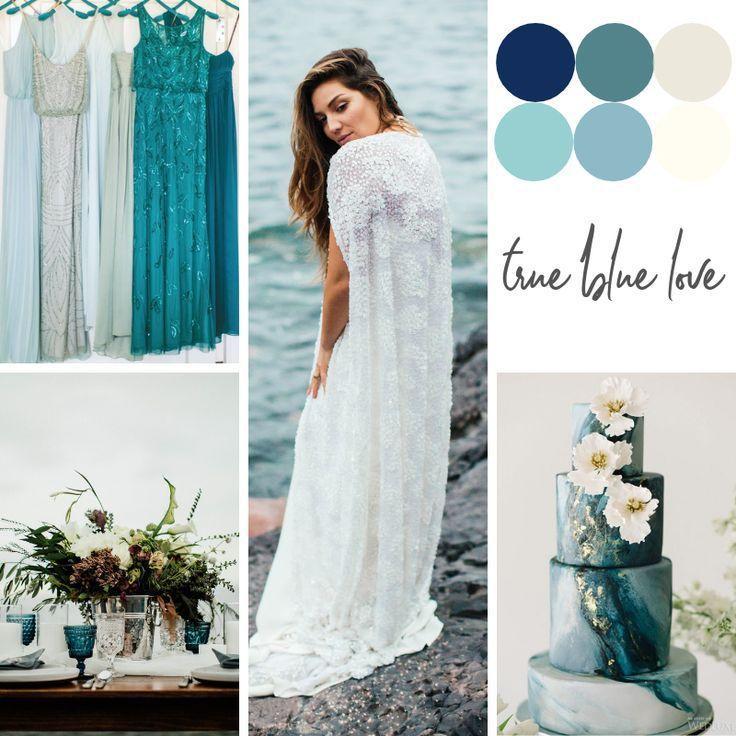 Mariage Haut En Couleur Des Regimes A L Horizon 2020 Top Wedding Colors Wedding Palette Spring Wedding Colors