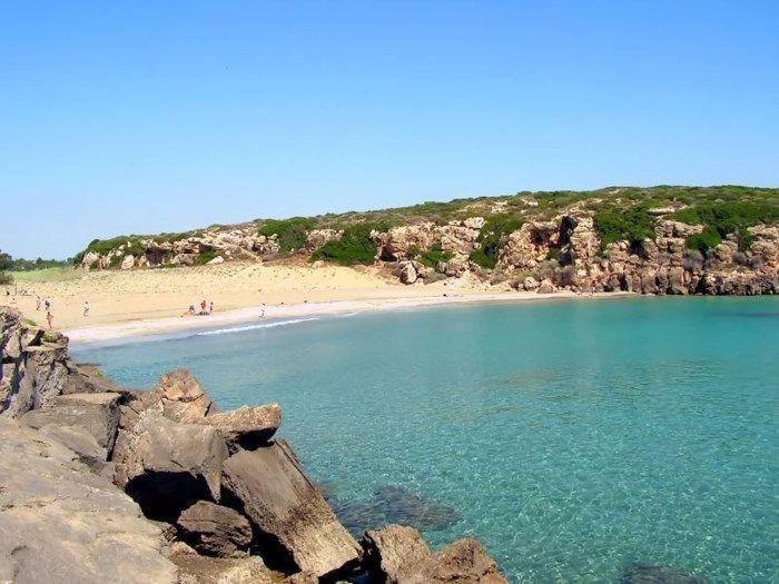 Spiaggi di Calamosche, Siracusa, Sicilia
