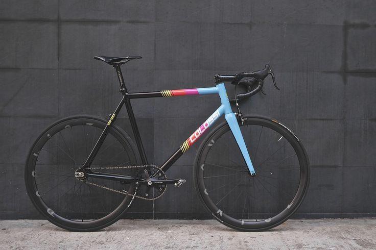 COLOSSI #bike #fixie #fixedgear #pista #urban #bicycle