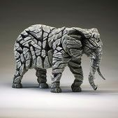Edge Sculpture Elefant