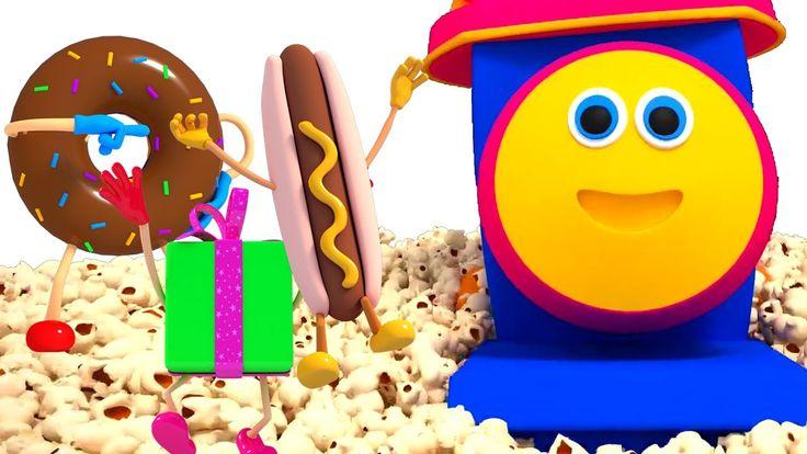 bob trem chocolate pista | canções para crianças | chocolate Mundo | Bob...Hi Kids! Você já viu as atrações de Chocolate Lane? Não? Então vamos dar um passeio lá, com Bob, o Trem! Todas as lojas são feitas de bastão de doces ea chuva são feitas de pequenas gotas do céu na forma de morangos! #chocolatelane #crianças #bebês #compilação #criançasrimas #préescolares #poema #jardimdeinfancia #educacional #berçário #parentalidade #kidsvideos #kidssongs #kidslearning #babysong #nurseryrhymes