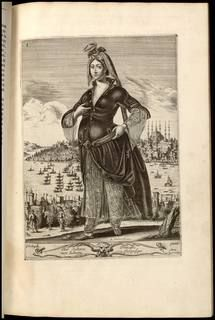 Recueil des divers portraits des principales dames de la Porte du Grand Turc.