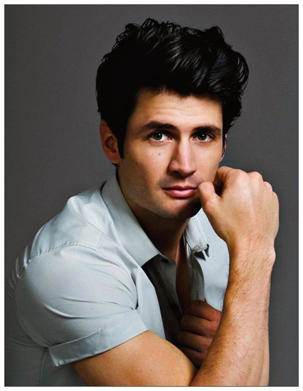 JAMES LAFFERTY Postcard Magnet - ONE TREE HILL
