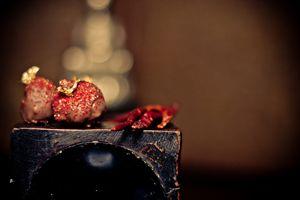 Truffle..Star of India chocolate