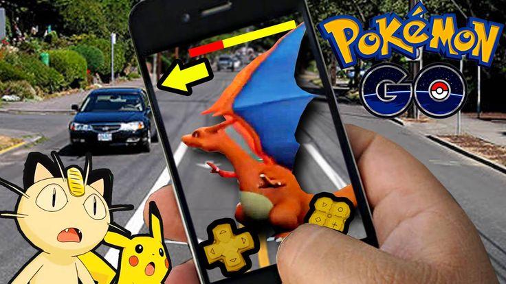 Pokemon Go: Η νέα τρέλα έρχεται με κινδύνους – Εθισμός, ατυχήματα, ληστεία, χακάρισμα!