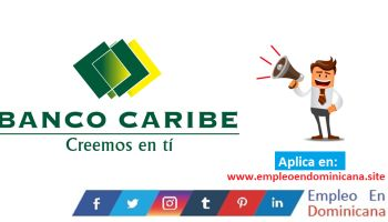 Vacante de Empleos en Banco Caribe