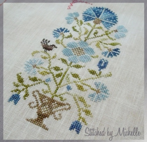 The Shabby Stitcher - Cross Stitch Tattoo idea
