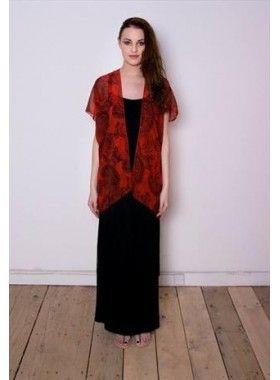 Silver Birch Oriental Tassel Kimono. Buy @ http://thehubmarketplace.com/Oriental-Tassel-Kimono