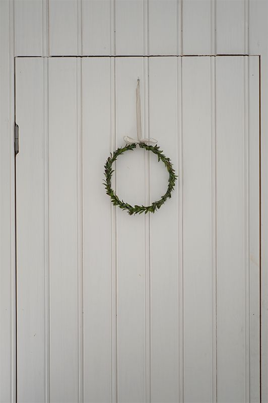 P ö m p e l i Wreath Traditional christmas scandic interior