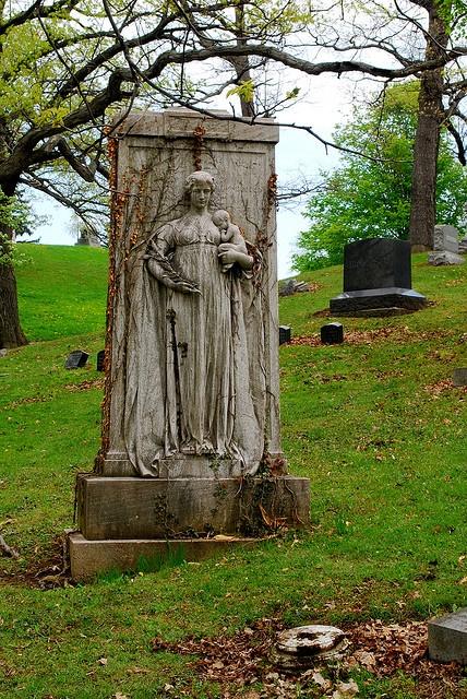 Oakwood Cemetery, Syracuse NY