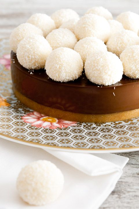 Tarta de chocolate con Thermomix