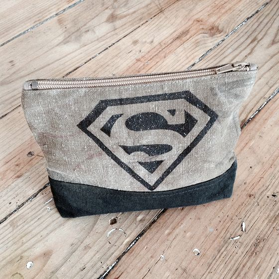 Image of Pochette Superman