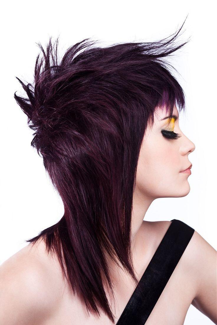 mullet hairstyle females - Best Hairstyles Club