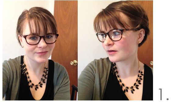 Kelly Meows: @Warby Parker  Try On- Marshall