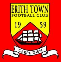 ERITH TOWN FC   - ERITH  -london borough of BEXLEY-