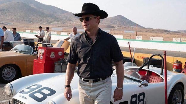 Ford Vs Ferrari Le Mans Ford Movie Previews