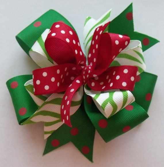25+ Best Ideas About Christmas Bows On Pinterest