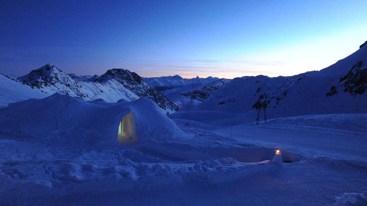Faszination Eishotel - Übernachten on the rocks