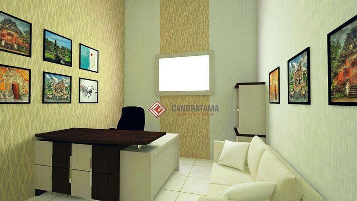 interior kediri - interior nganjuk - interior malang - interior blitar - interior jombang - interior tulungagung - interior trenggalek - kantor - ruang kerja - minimalis