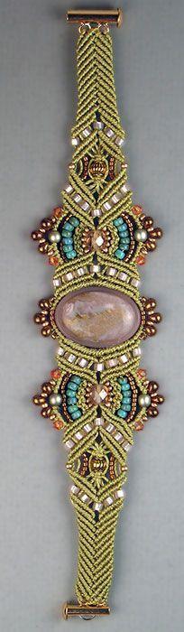 Micro-Macrame Jewelry tutorial