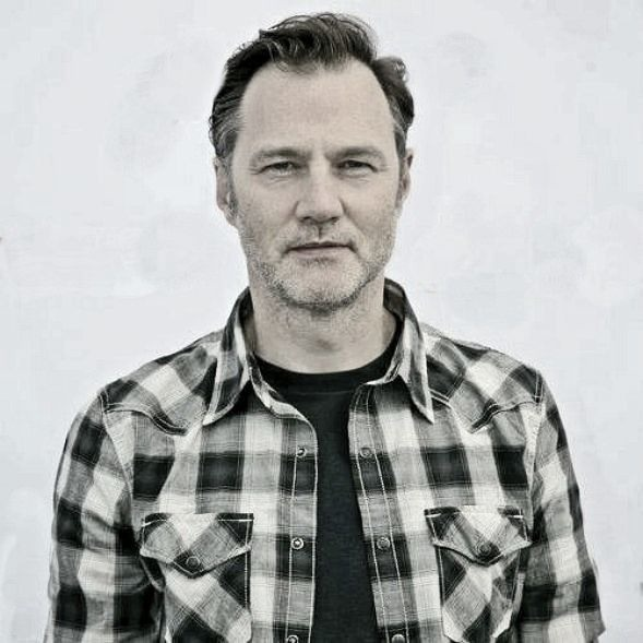 David Morrissey ... I am completely in love with this man.