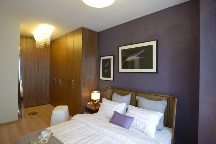 Dumankaya Modern Vadi Örnek Daire - Yatak odası