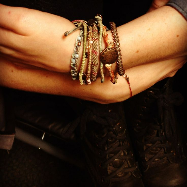 Wakami beaded bracelets. Earth Bracelet #wakami #earthbracelet #armband