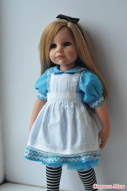 """Доброго всем денечка!!! Объявляю набор на игру """"Алиса в стране чудес!"""".  Тема игры, на мой взгляд, очень символична. Ведь в линейке кукол Дисней Аниматорз до сих пор нет кулы Алисы."""