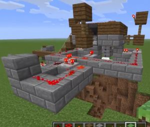DMA HOW-TO: Minecraft Redstone Clocks  Command Block Proximity Detection