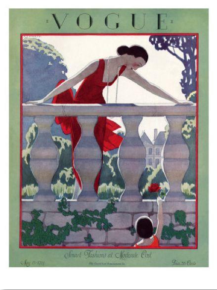 Portada de Vogue de 1924