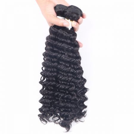 Riverwood Hari Brazilian human hair deep wave bundle