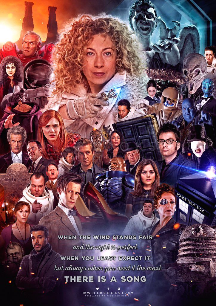 ksc CHURCHILL: You mentioned a woman..//  DOCTOR: Yes. I'm getting to her..//  CHURCHILL: What's she like? Attractive, I assume..//  DOCTOR: Hell, in high heels..//  CHURCHILL: Tell me more ☺♥♥ #RiverSong