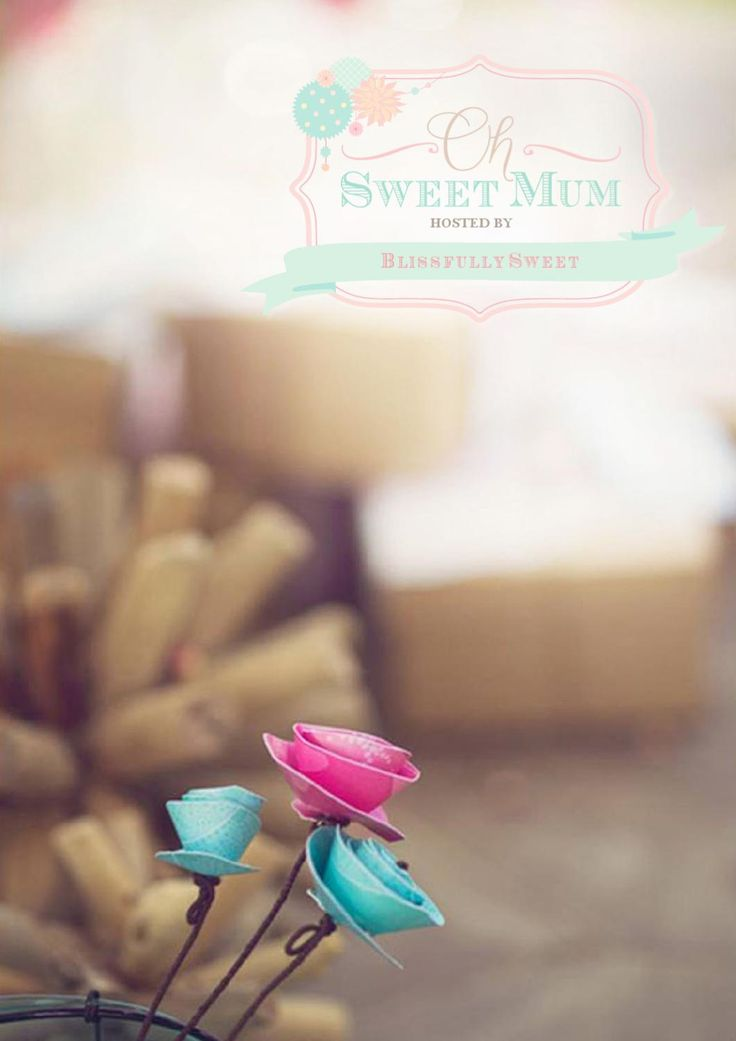 Oh Sweet Mum  A Magazine showcasing Mothers Day inspired Sweet inspiration from the best Australian Sweet Artists.