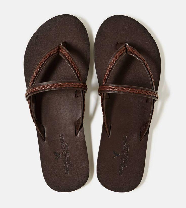 Love these!!   AEO Braided Sandal