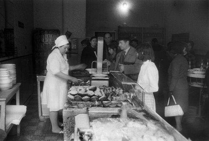 Arne Lind's day in Bucharest – 1974: Store