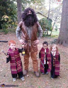 Harry Potter Kostüm selber machen   Kostüm-Idee zu Karneval, Halloween & Fasching