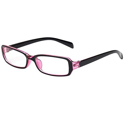 FancyG Vintage Inspired Classic Retro Style Rectangle Sha... amazon.com (can fit prescription lens wow!)