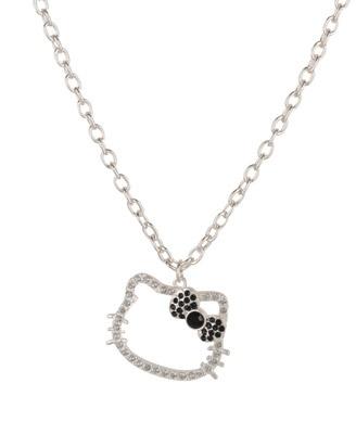Hello Kitty necklace :)