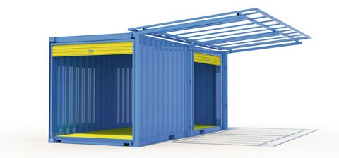 Shipping Containers Garages Google Search Container