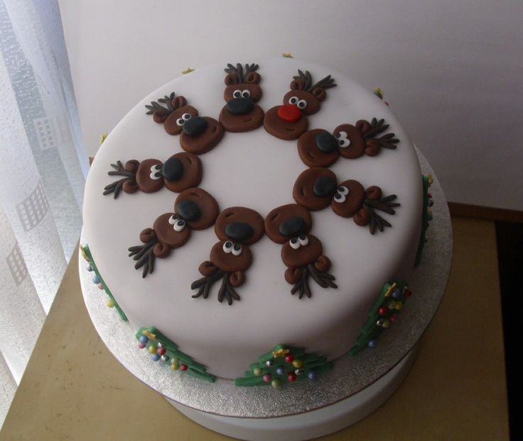 Christmas Cake Filling Ideas : 17 Best images about Christmas ideas on Pinterest ...
