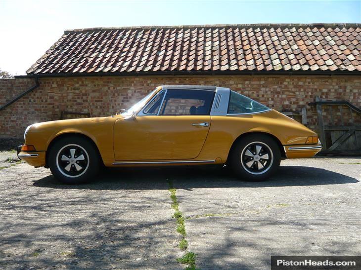 Used Porsche 912 Targa for sale - Classic & Sports Car (Ref Suffolk)