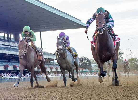 Horses based in New York, California and Kentucky will converge on Churchill Downs Friday for the GI Clark H. with the aptly named Diversify (Bellamy Road) likely the one to beat. The New York-bred 'TDN …