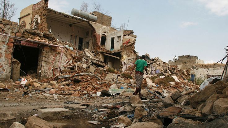 Saudi-led coalition 'bombing hospitals, violating rights of children' in Yemen – report https://www.rt.com/uk/385434-saudi-yemen-bombing-hospitals/