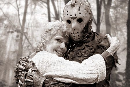 """Grim Hollow Haunt: Happy Friday the 13th - """"You see, Jason was my son, and today is his birthday…"""" - Pamela Voorhees"""