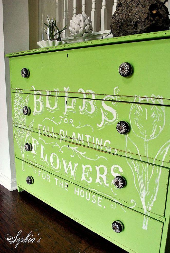 Awesome Dresser Makeovers :: Stacey @ Embracing Change's clipboard on Hometalk :: Hometalk