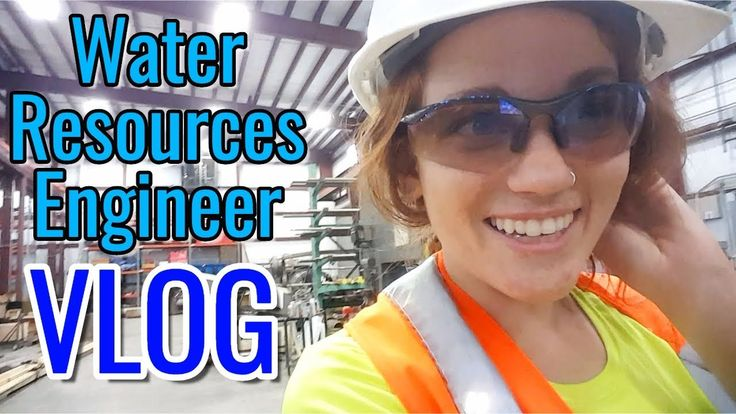 A Day in the Life of a Water Resources Engineer / Water Resources Engine...
